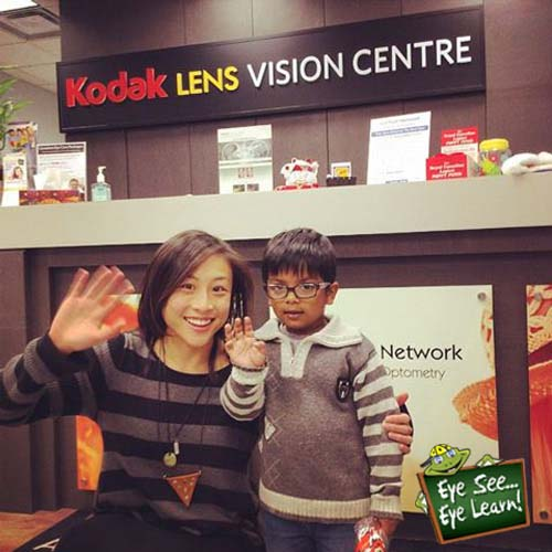 Ajax Optometrists Making A Difference