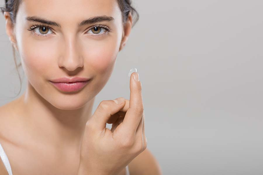 Have You Ever Been Told That You Cannot Wear Contact Lenses?