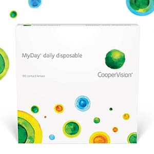 Discover The New Myday And Clariti™ Contact Lenses