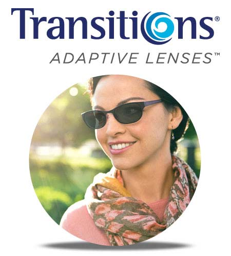 All About Transitions Adaptive Lenses