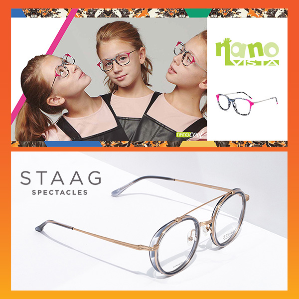 Enter to Win a Nano Vista or STAAG eyewear by entering our Spring Contest!